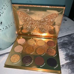 Good as Gold Colourpop Eyeshadow Palette